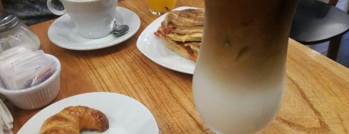 Vai Avanti is one of BA Cafeterías.