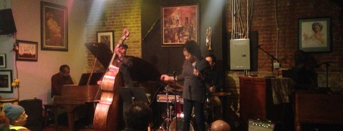 Jazz & Cultural Society (JACS) is one of Posti che sono piaciuti a Radio.