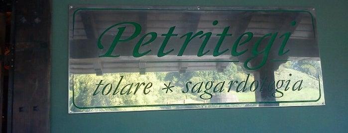 Petretegi is one of สถานที่ที่บันทึกไว้ของ Oriol.