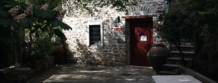 Αρχοντικό Στάμου is one of ξενώνες.