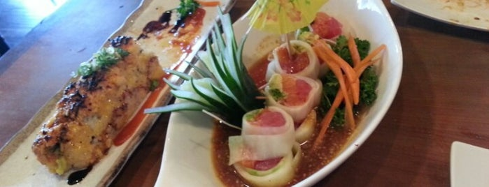 Samurai Sushi is one of Fyodor : понравившиеся места.