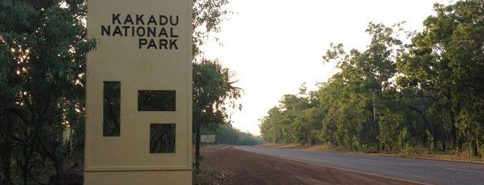 Kakadu National Park is one of Tempat yang Disimpan Katya.