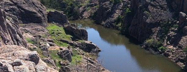 Wichita Mountains Wildlife Refuge is one of Locais curtidos por liz.