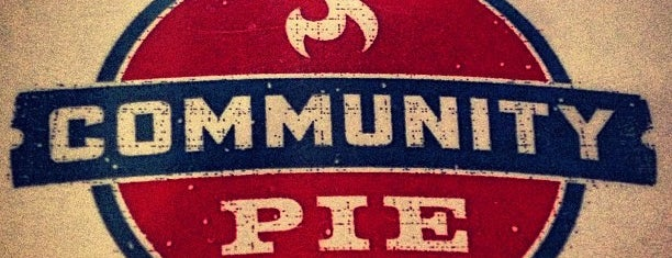 Community Pie is one of Gespeicherte Orte von Carl.