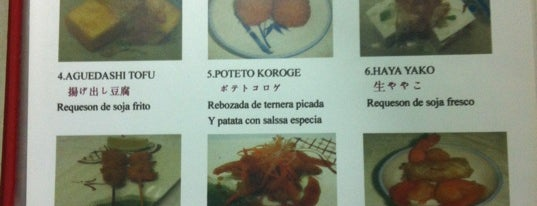 Senmiya is one of Restaurantes por probar.