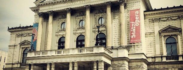 Státní opera Praha is one of prague.