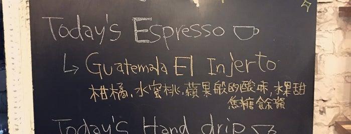 Single Origin Espresso Roast is one of Taiwan.