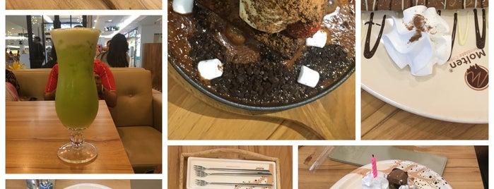 Molten Chocolate Cafe is one of cuadrodemando : понравившиеся места.