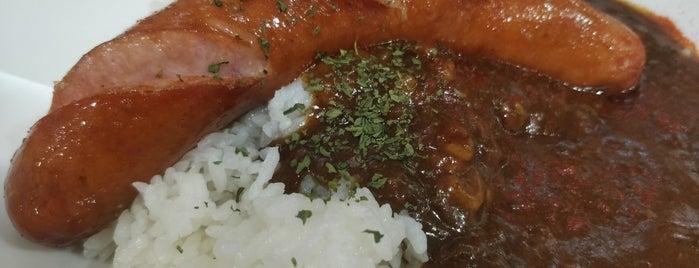 シロクマカレー is one of 五反田TOCの飲食店.