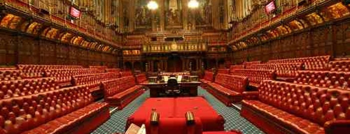 House of Lords is one of london.
