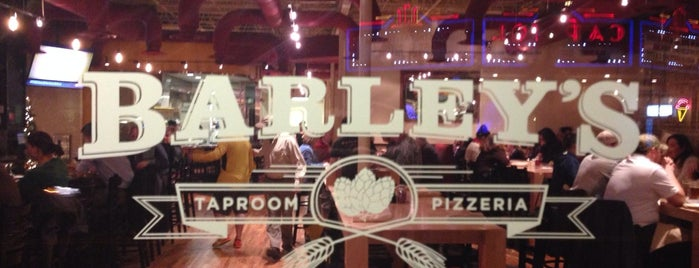 Barley's Taproom & Pizzeria is one of Allisonさんの保存済みスポット.