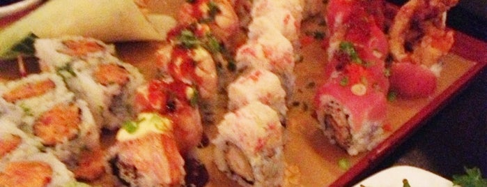 Basho Japanese Brasserie is one of Boston's Best Foods.