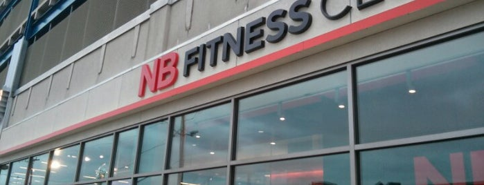 NB Fitness Club is one of Lieux qui ont plu à Stephanie.