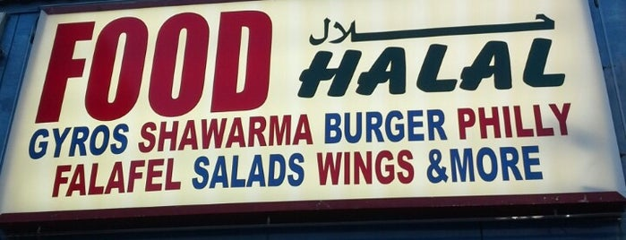 Halal Food Express is one of Florida.