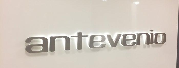 Antevenio is one of Online.