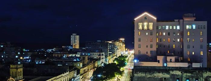 Paseo del Prado (Paseo Marti) is one of Cuba.
