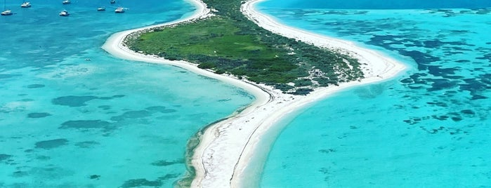 Dry Tortugas National Park is one of Florida.