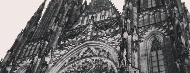 Собор Святого Вита is one of Praga.