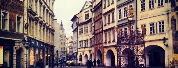 Malé náměstí is one of Prague in 24 hrs.