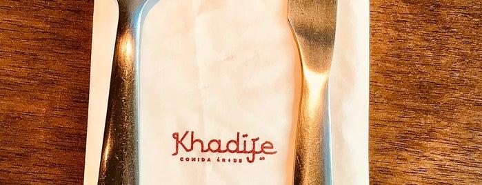 Khadije is one of V-Gang.