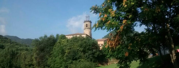 Riudaura is one of Municipis catalans visitats.