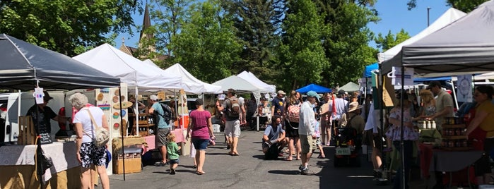 Larimer County Farmers' Market is one of Fort Collins.