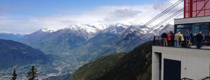Bergstation Meran 2000 is one of 🇦🇹 Ö-ITA Genuss 2018.