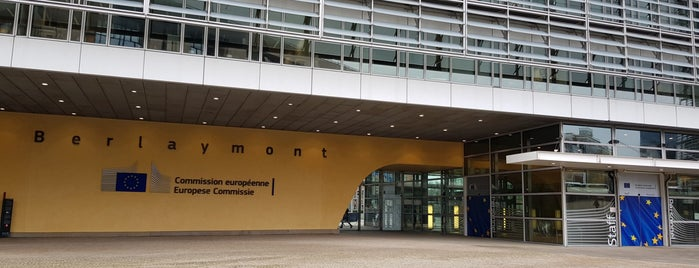 Comisión Europea is one of Lugares favoritos de Helena.