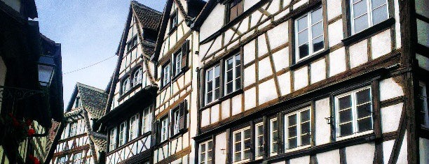 La Petite France is one of Strasbourg 2018.