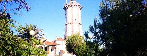 Farol da Guia is one of Julia 님이 좋아한 장소.