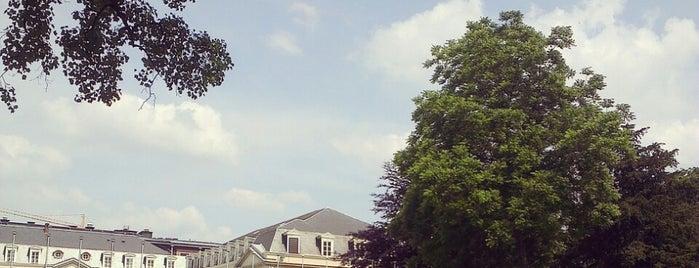 Parc d'Egmontpark is one of Hello, Brussels.