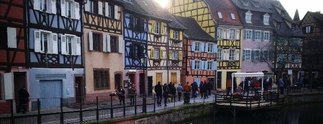Colmar is one of Place to See.