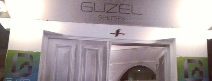 Güzel is one of Aux Îles vol II.
