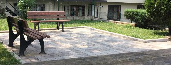 Kazım Karabekir Parkı is one of Lieux qui ont plu à Yılmaz.