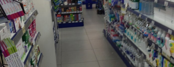 Farmacity is one of สถานที่ที่ Gustavo ถูกใจ.