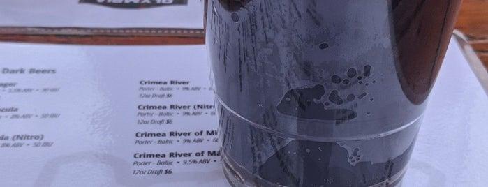 Oregon City Brewing Company is one of สถานที่ที่บันทึกไว้ของ Emre.
