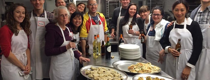 Institute of Culinary Education is one of The New Yorkers: Extracurriculars.