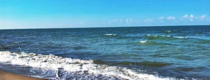 Pantai Sri Tujoh is one of สถานที่ที่บันทึกไว้ของ Mazran.
