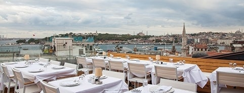 Mükellef Karaköy is one of My gastronomic list to visit nowadays.