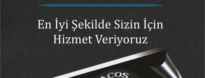 Alsancak Unlu Mamuller Balıkesir is one of Posti che sono piaciuti a Deniz.