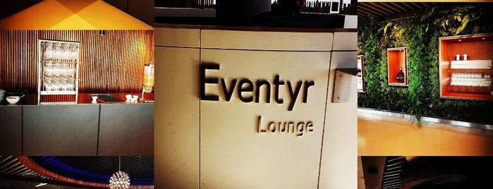 Eventyr Lounge is one of Orte, die Azeem gefallen.