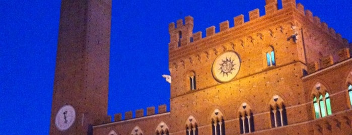Palazzo Pubblico is one of SIENA - ITALY.