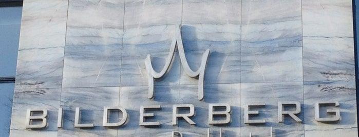 Bilderberg Parkhotel Rotterdam is one of Rotterdam.