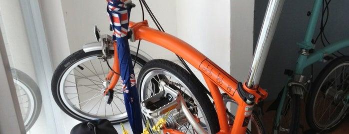 Central Bike is one of Locais curtidos por Vicky Nito.