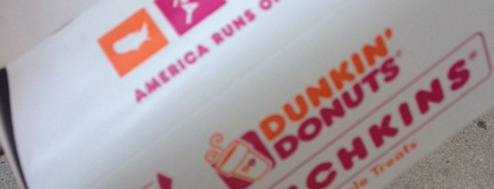 Dunkin' Donuts is one of Guide to Boston's best spots.