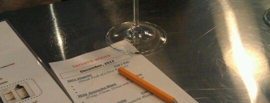 Tercero Tasting Room is one of Santa Barbara Wineries.