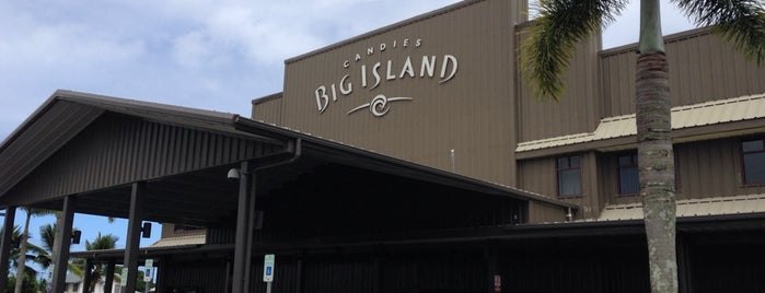 Big Island Candies is one of ヒロ.