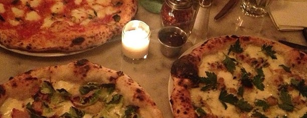 Motorino is one of Pizza.