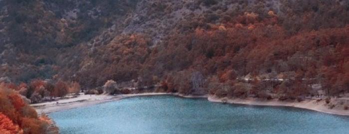 Borabay Gölü Tabiat Parkı ve Kamp Alanı is one of Lugares favoritos de Elif.