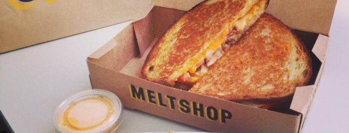 Melt Shop is one of What's for lunch? BOE.